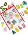 ABC Tub Stickers