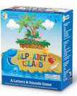 Learning Resources Alphabet Island A Letters & Sounds Game