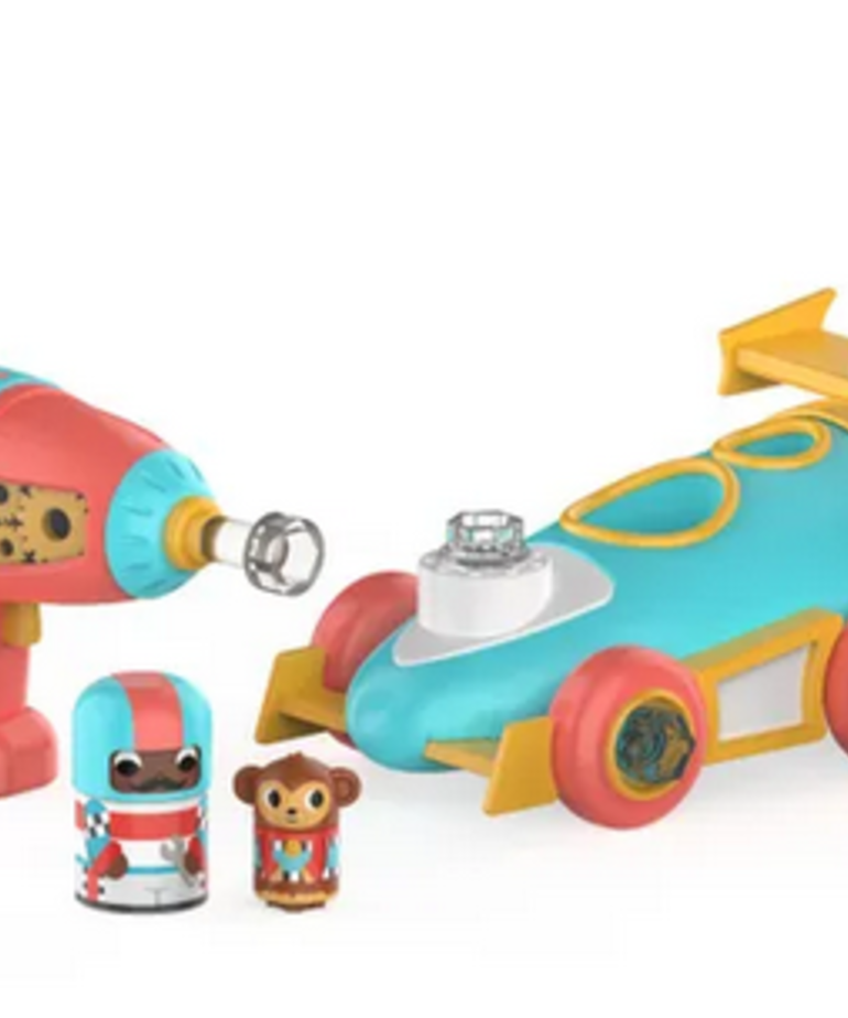 Educational Insights Design & Drill Race Car