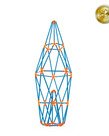 Hape Flexistix -Multi Tower Kit