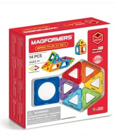 Magformers Basic Plus (14 pcs)