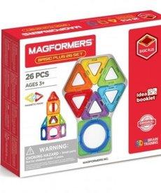 Magformers Basic Plus (26 pcs)