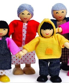 Hape Happy Family-Asian