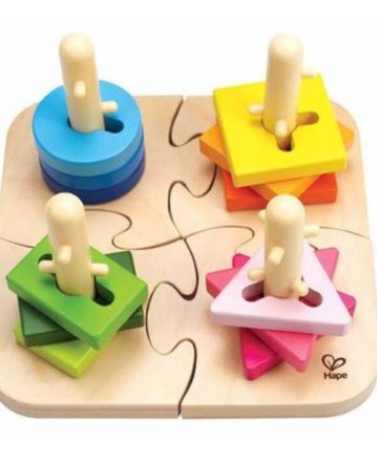 Hape Creative Puzzle
