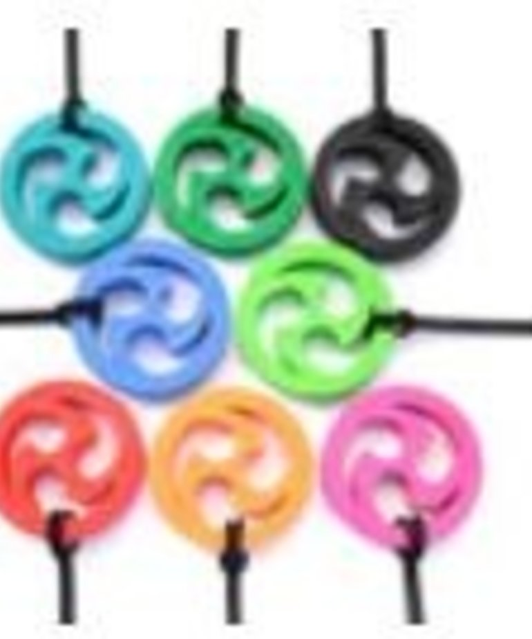 ARK'S Ninja Star Chewable Necklace