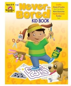Evan-Moor The Never Bored Kid Book-Ages 8-9