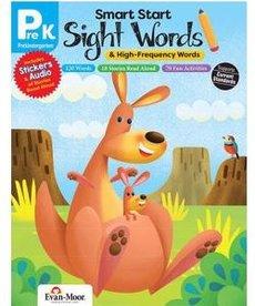 Evan-Moor Smart Start Sight Words-Pre K