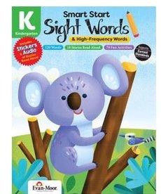 Evan-Moor Smart Start Sight Words- K