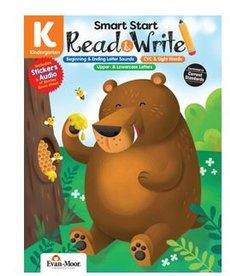 Evan-Moor Smart Start Read & Write-K