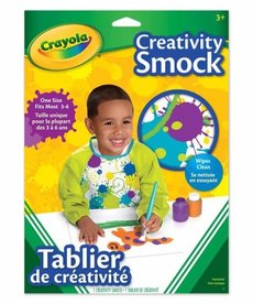 Crayola Creativity Smocks