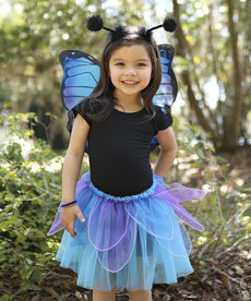Midnight Blue Butterfly Set (4-6)