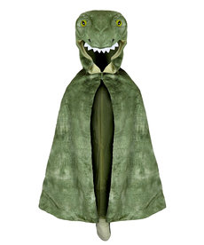 T-Rex Hooded Cape (4-5)