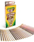 Crayola Colors of the World Pencil Crayons