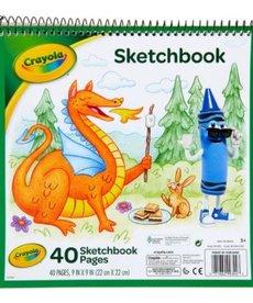 Crayola Sketch Book