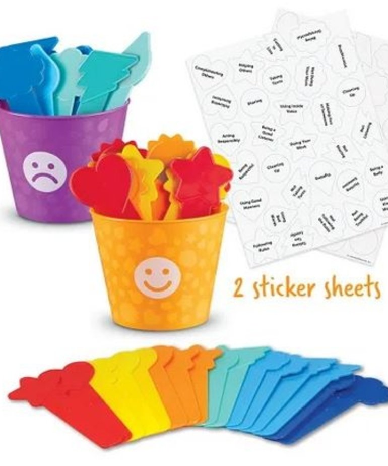 Learning Resources Good Behavior Buckets