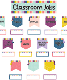 Oh Happy Day Classroom Jobs Mini Bulletin Board