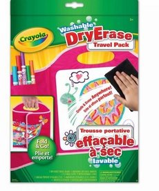 Crayola Dry Erase Travel Case