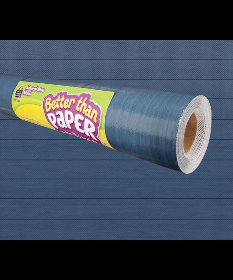 Better Than Paper- Admiral Blue Wood