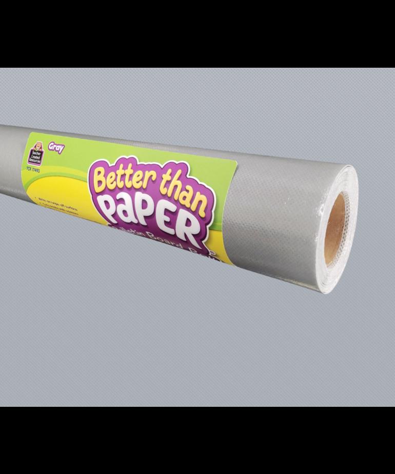 Better Than Paper- Gray