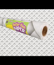 Better Than Paper- White Trellis