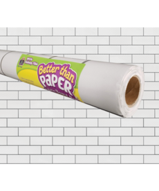 Better Than Paper- White Subway Tile