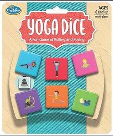Thinkfun Yoga Dice
