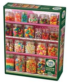 Cobble Hill Candy Shelf 1000pc Puzzle