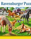 Ravensburger Happy Horses 60pc Puzzle