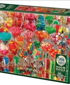 Cobble Hill Candy Bar 1000pc Puzzle