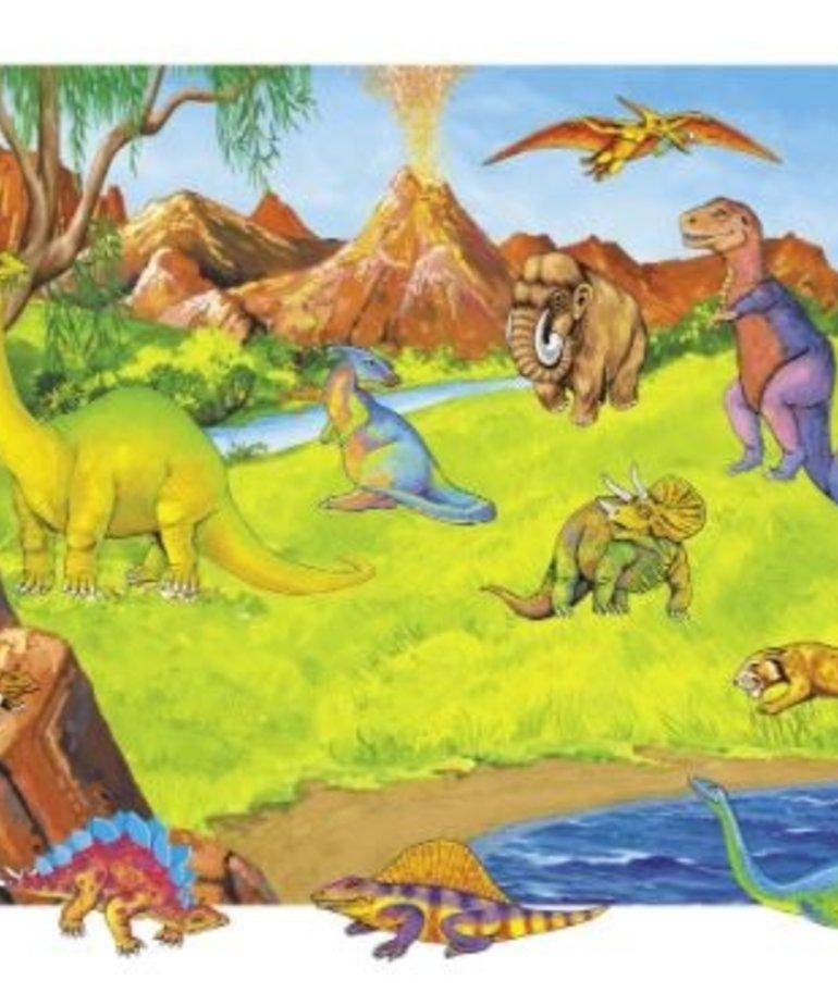 Dinosaurs Felt Set with Board