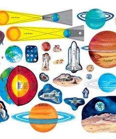 Solar System Felt Set