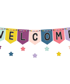 Oh Happy Day Welcome Bulletin Board
