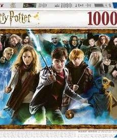 Ravensburger Harry Potter Magical Student 1000pc Puzzle