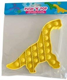 Push n' Pop Dinosaur