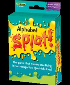 Alphabet Splat Game
