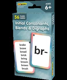 Initial Consonants, Blends & Digraphs