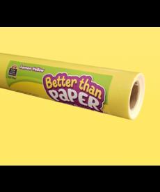 Lemon Yellow Better Than Paper