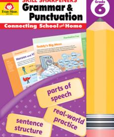 Skill Sharpeners Grammar&Punctuation-Gr.6