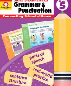 Skill Sharpeners Grammar&Punctuation-Gr-5
