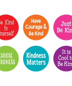 "Spot On Kindness Floor Markers-4"""