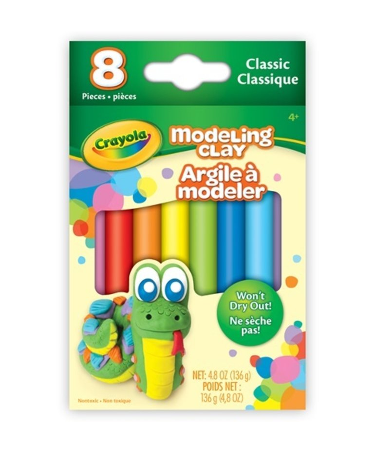 Crayola Classic Modeling Clay