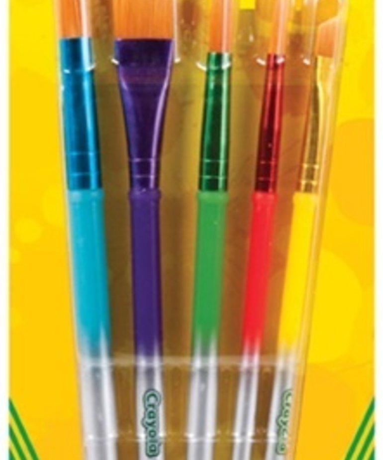 Crayola Crayola Paintbrushes (5 ct)