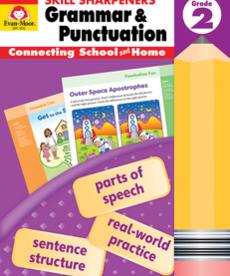 Skill Sharpeners Grammar & Punctuation- Gr.2
