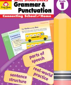 Skill Sharpeners Grammar & Punctuation-Gr.1