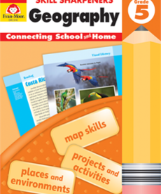 Skill Sharpeners Geography-Gr.5