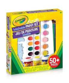 Crayola Kids Washable Paint Set