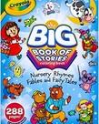 Crayola Big Book of Stories Coloring Book