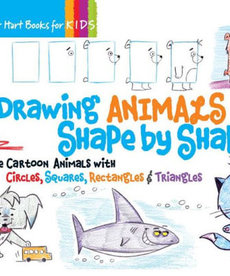 Drawing Animals Shape by Shape