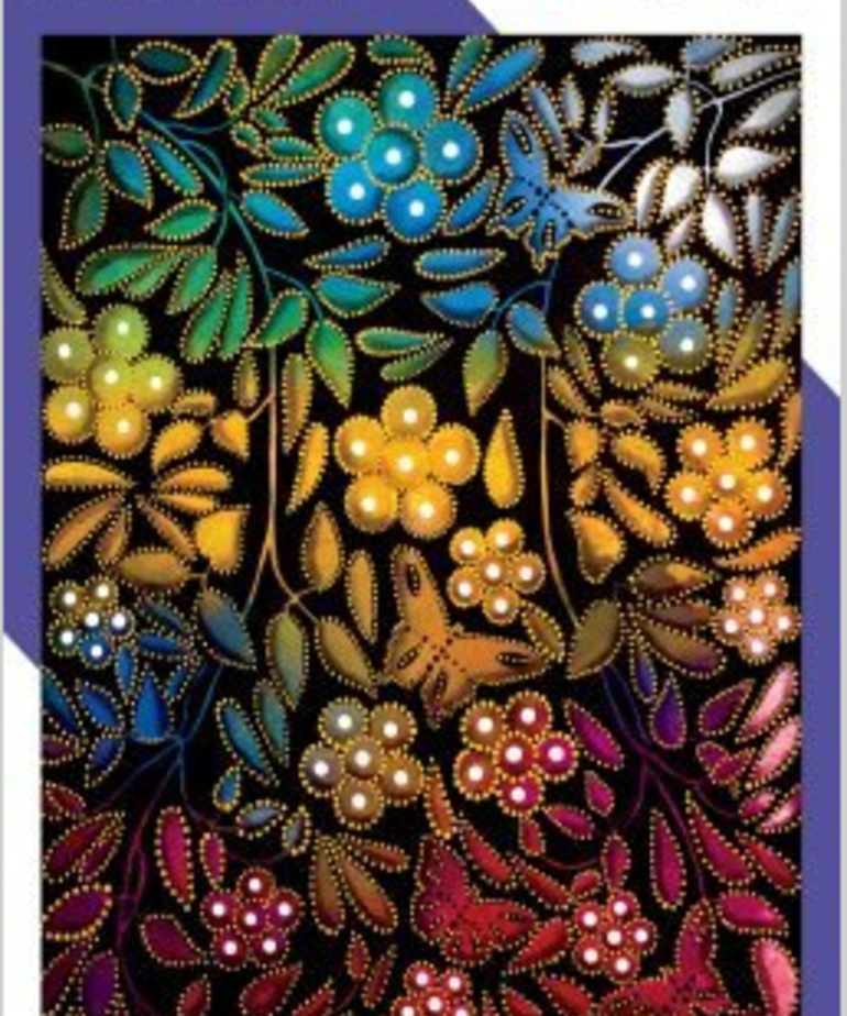 Flowers and Butterflies 1000pc Puzzle