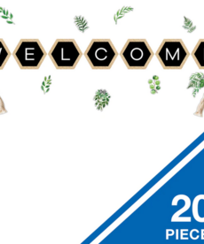 Simply Boho Welcome Bulletin Board